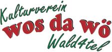 wos da wö Logo